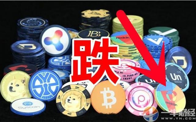 """刚刚,韩国突然宣布一个""""噩耗""""!比特币等数字货币瞬间暴跌!"""