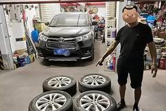 标题:事发常州:一男子偷轮胎卖给修车店,拘留10天!