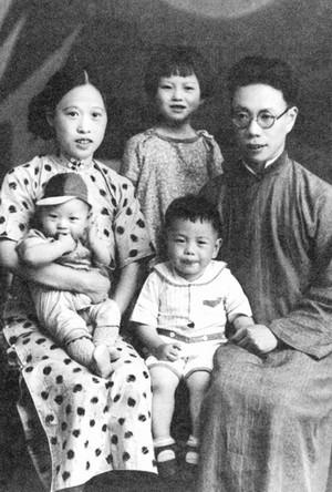 「会多国语言的中国名人」语言学家