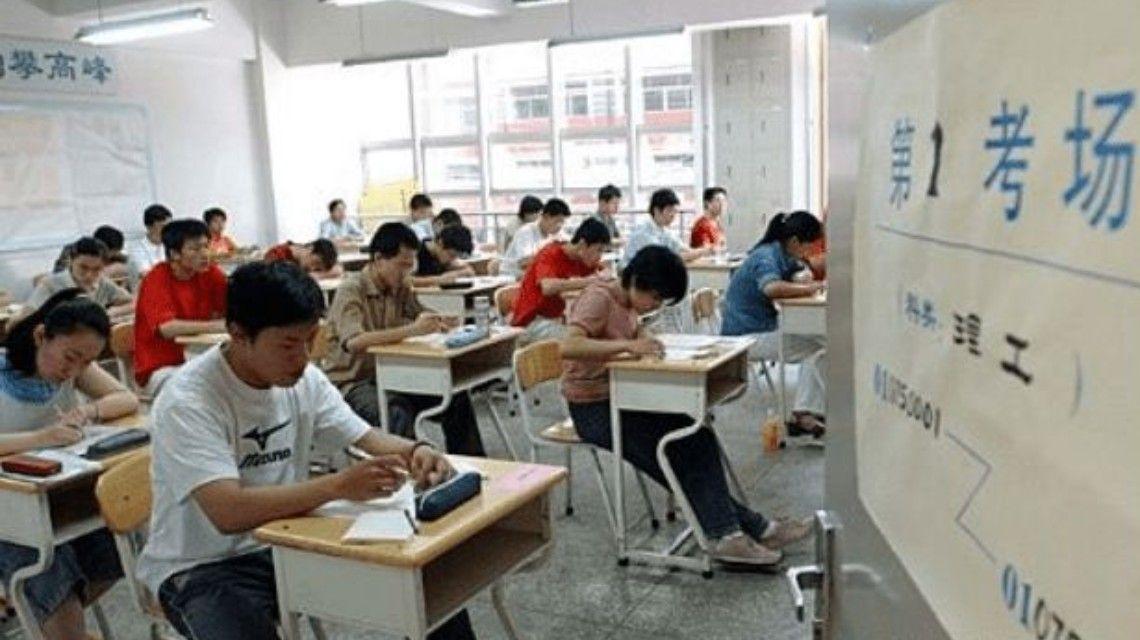 圖片:江西高考取消文理分科