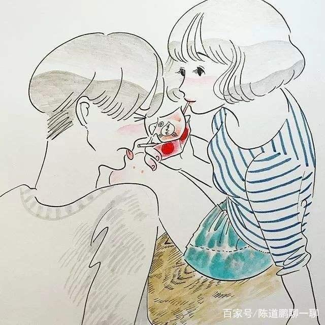 恋爱到底图什么?是图钱,还是图心