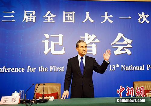 """王毅谈朝鲜半岛问题:中方""""双暂停""""倡议是一剂对症下药良方"""